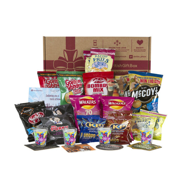 Pub Snax - British Gift Box