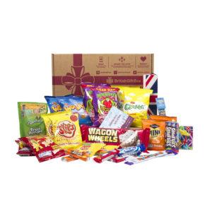 School Lunchbox - British Gift Box