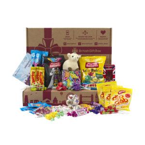 Sweet Memories - British Gift Box