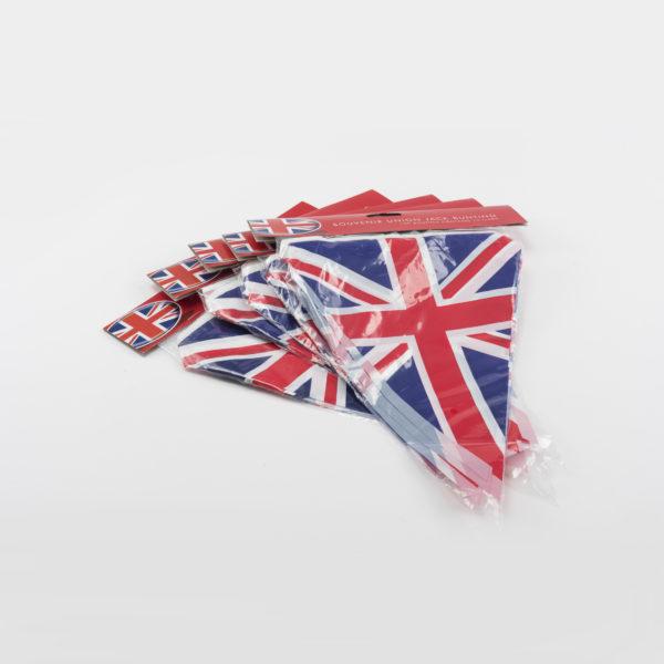 British Union Jack Bunting