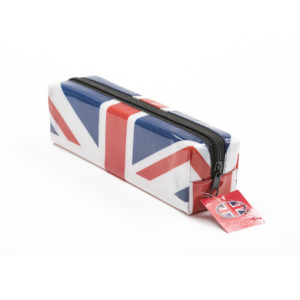 Union Jack Rectangle Pencil Case British Gift