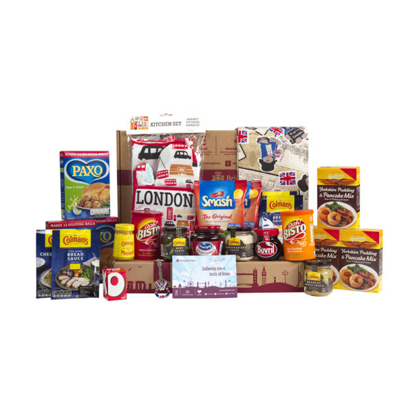 All The Trimmings - British Gift Box