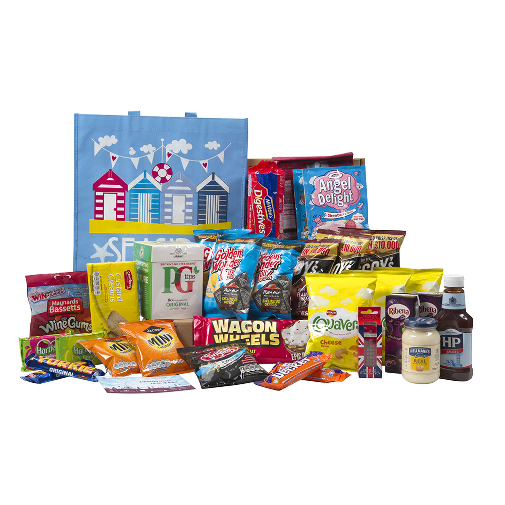 British Gift Box - Nosh Boxes