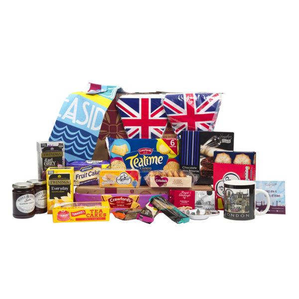 Tea Anyone - British Gift Box