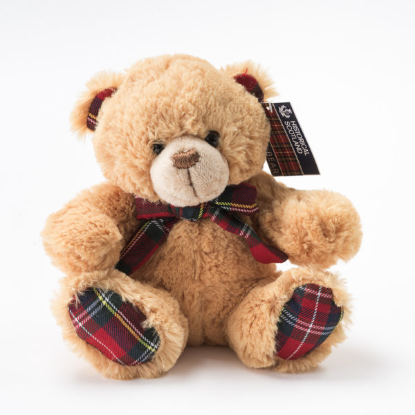 Tartan Scottish Large Teddy Bear Gift