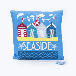 Soft Seaside Cushion Gift