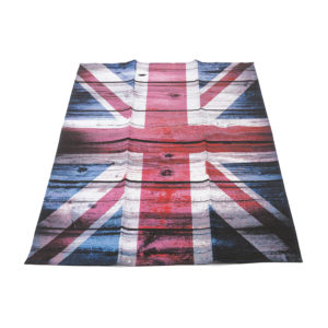 Britannia Union Jack Tea Towel British Gift