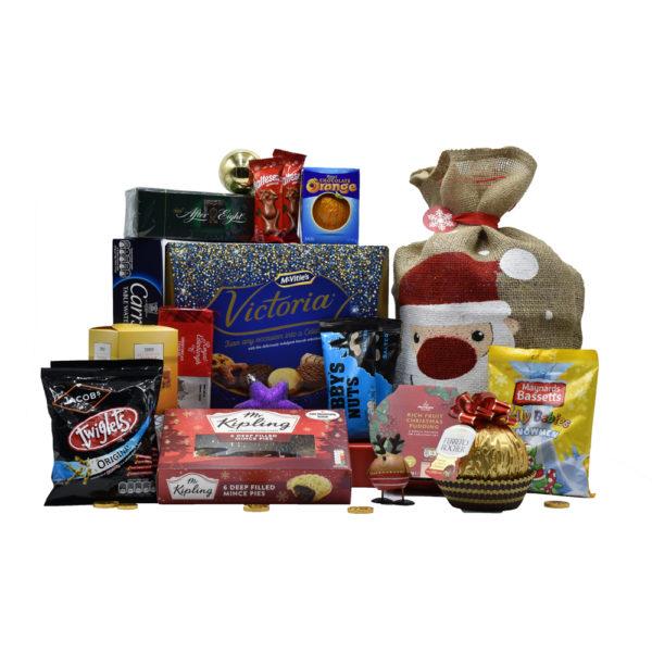 Christmas Nosh - British Gift Box