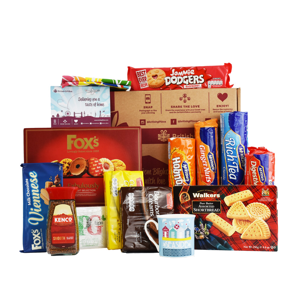 Dunking Indulgence - British Gift Box
